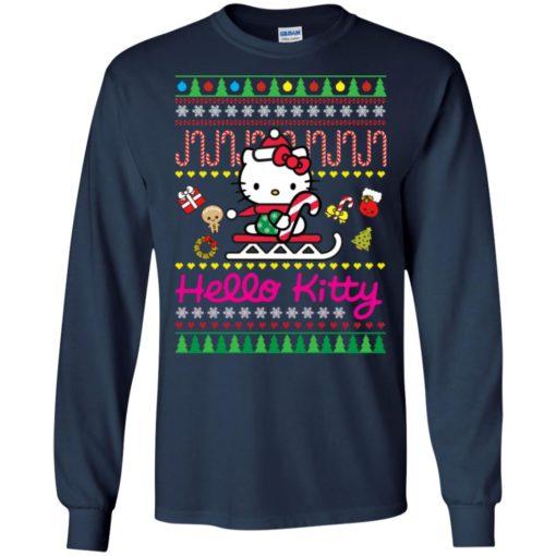 Hello kitty Christmas sweater shirt - image 130 510x510