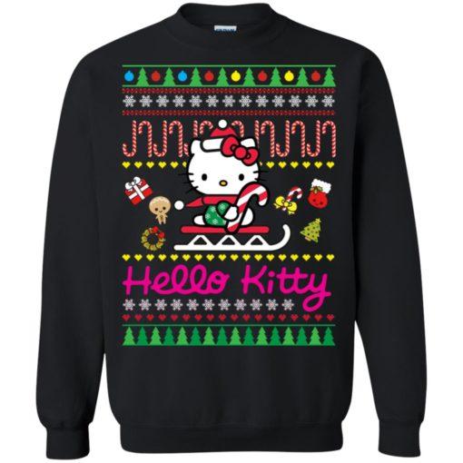 Hello kitty Christmas sweater shirt - image 132 510x510