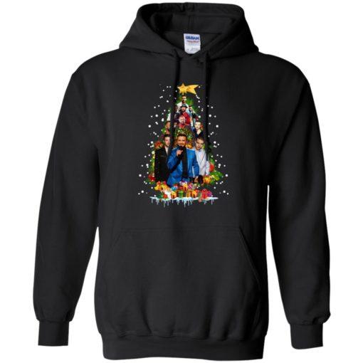 Justin Timberlake Christmas tree sweatshirt shirt - image 171 510x510