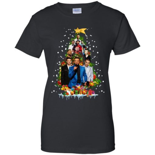 Justin Timberlake Christmas tree sweatshirt shirt - image 175 510x510
