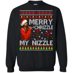 Snoop dogg Merry chrizzle My Nizzle sweater shirt - image 180 247x247