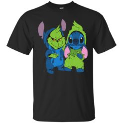 The Grinch and Stitch shirt - image 304 247x247