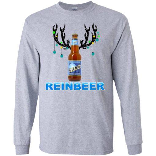 Bule Moom Reinbeer Christmas sweatshirt shirt - image 368 510x510