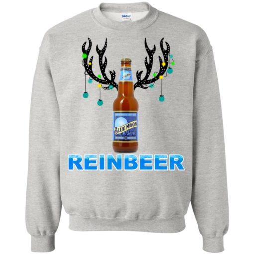 Bule Moom Reinbeer Christmas sweatshirt shirt - image 370 510x510