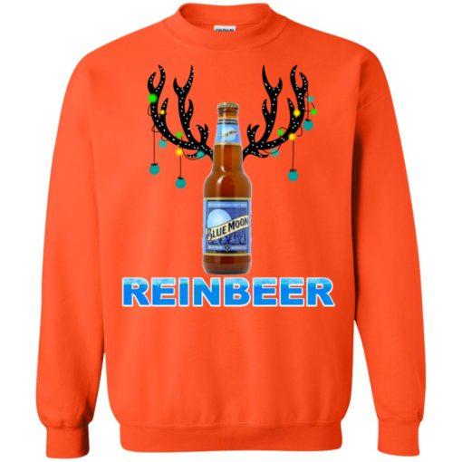 Bule Moom Reinbeer Christmas sweatshirt shirt - image 372 510x510