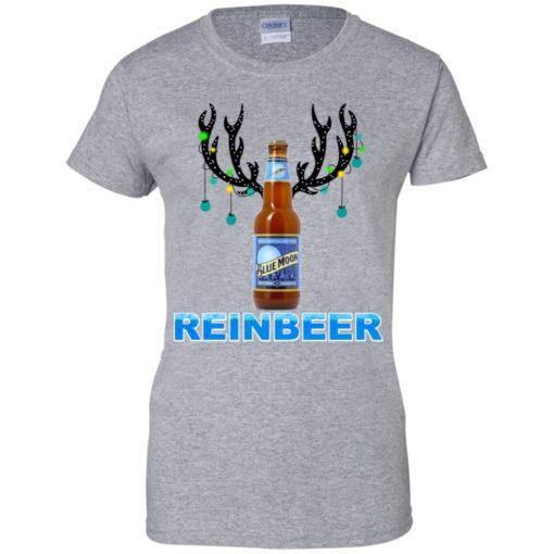 Bule Moom Reinbeer Christmas sweatshirt shirt - image 373 510x510