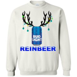 Bud Light Reinbeer Christmas sweatshirt shirt - image 398 247x247