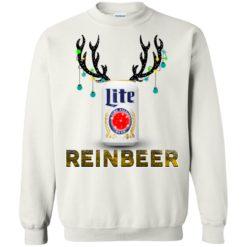 Miller Lite Reinbeer Christmas sweatshirt shirt - image 407 247x247