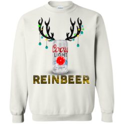 Coors Light Reinbeer Christmas sweatshirt shirt - image 416 247x247