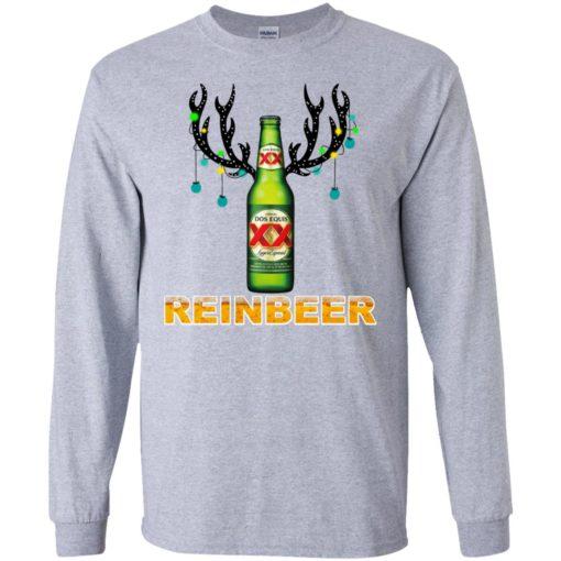 Dos Equis Reinbeer Christmas sweatshirt shirt - image 449 510x510