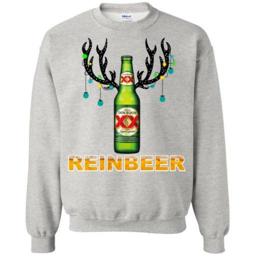 Dos Equis Reinbeer Christmas sweatshirt shirt - image 451 510x510