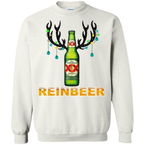 Dos Equis Reinbeer Christmas sweatshirt shirt - image 452 510x510
