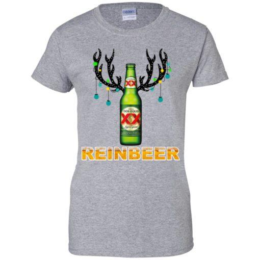 Dos Equis Reinbeer Christmas sweatshirt shirt - image 454 510x510