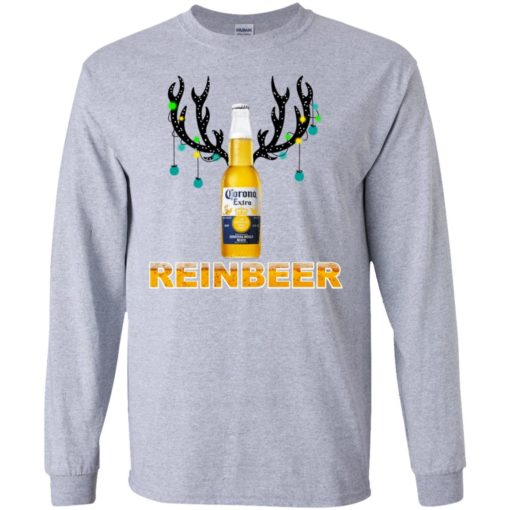 Corona Extra Reinbeer Christmas sweatshirt shirt - image 458 510x510
