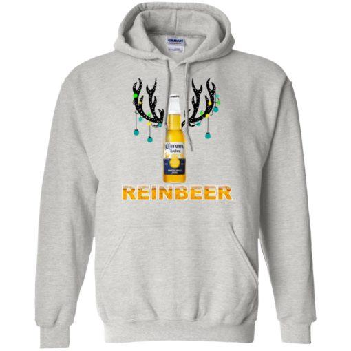 Corona Extra Reinbeer Christmas sweatshirt shirt - image 459 510x510