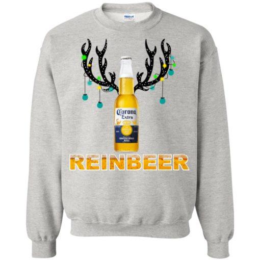 Corona Extra Reinbeer Christmas sweatshirt shirt - image 460 510x510
