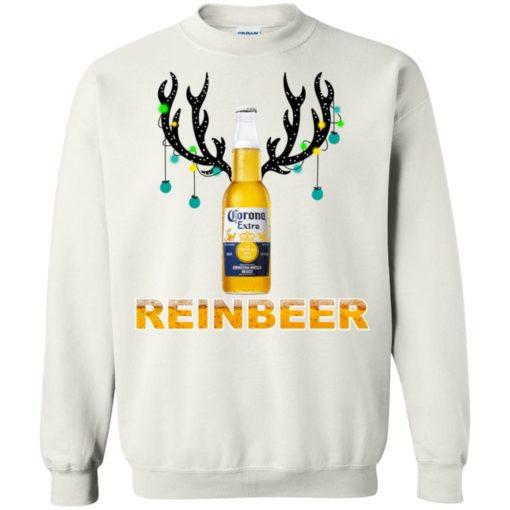 Corona Extra Reinbeer Christmas sweatshirt shirt - image 461 510x510