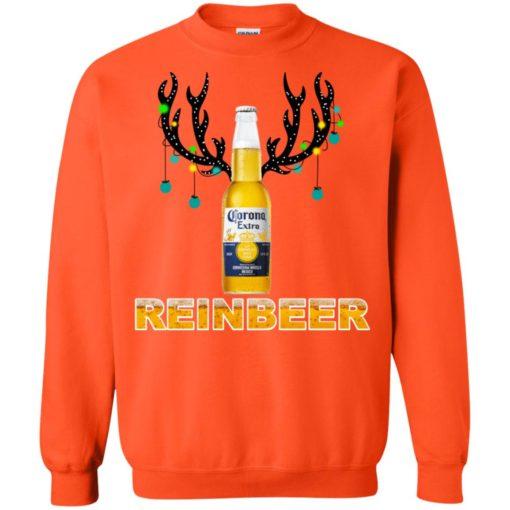 Corona Extra Reinbeer Christmas sweatshirt shirt - image 462 510x510