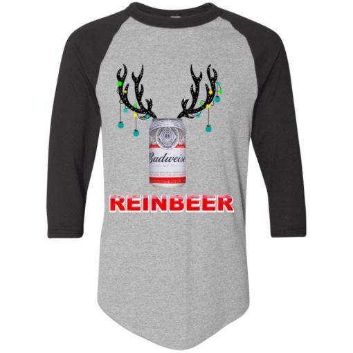 Budweiser Reinbeer Christmas sweatshirt shirt - image 465 510x510