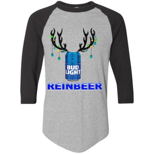 Bud Light Reinbeer Christmas sweatshirt shirt - image 474 510x510