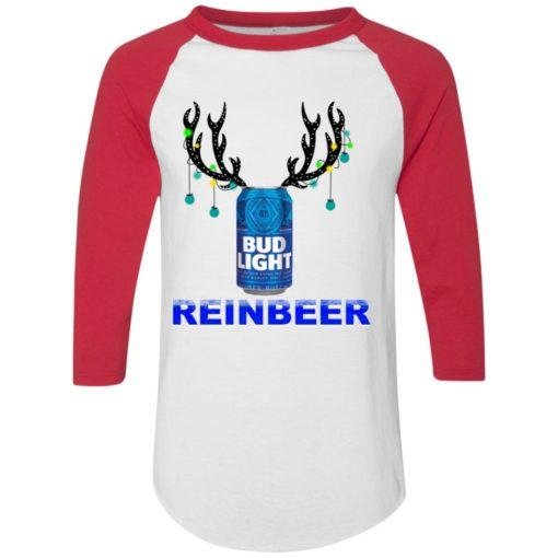 Bud Light Reinbeer Christmas sweatshirt shirt - image 475 510x510