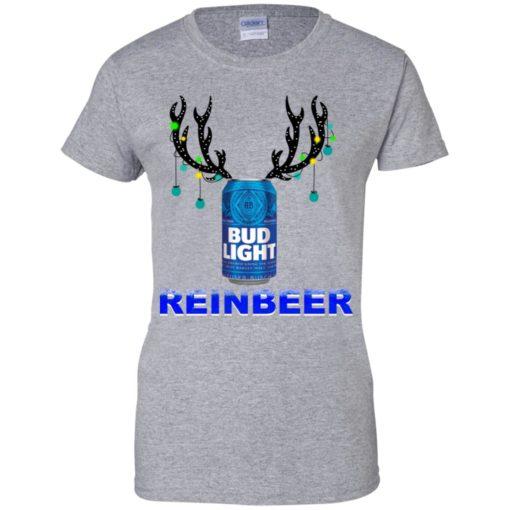 Bud Light Reinbeer Christmas sweatshirt shirt - image 481 510x510