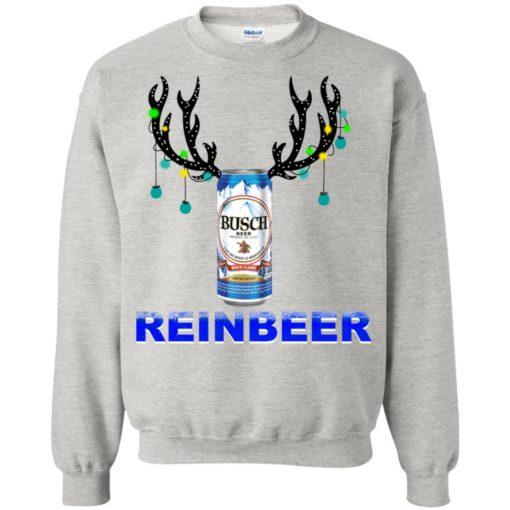 Busch Light Reinbeer Christmas sweatshirt shirt - image 496 510x510