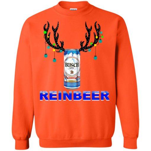 Busch Light Reinbeer Christmas sweatshirt shirt - image 498 510x510