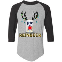 Miller Lite Reinbeer Christmas sweatshirt shirt - image 501 247x247