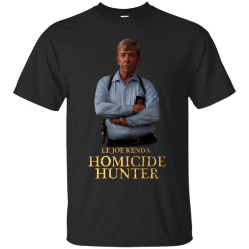 LT Joe Kenda homicide hunter shirt - image 606 510x510