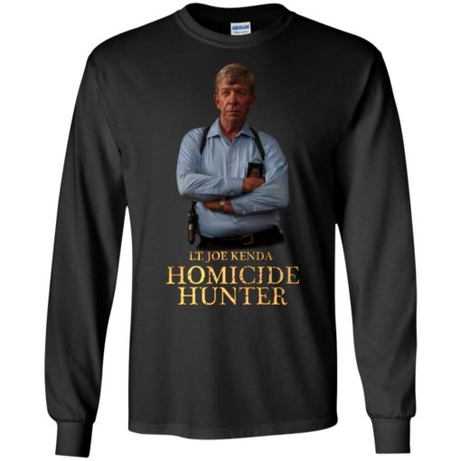 LT Joe Kenda homicide hunter shirt - image 607 510x510