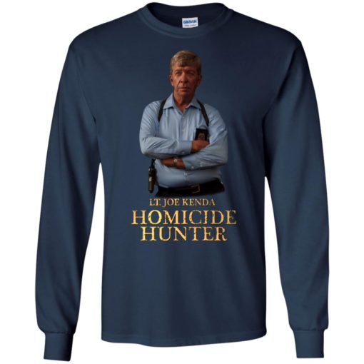 LT Joe Kenda homicide hunter shirt - image 608 510x510