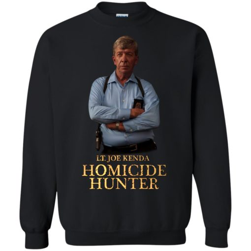 LT Joe Kenda homicide hunter shirt - image 610 510x510