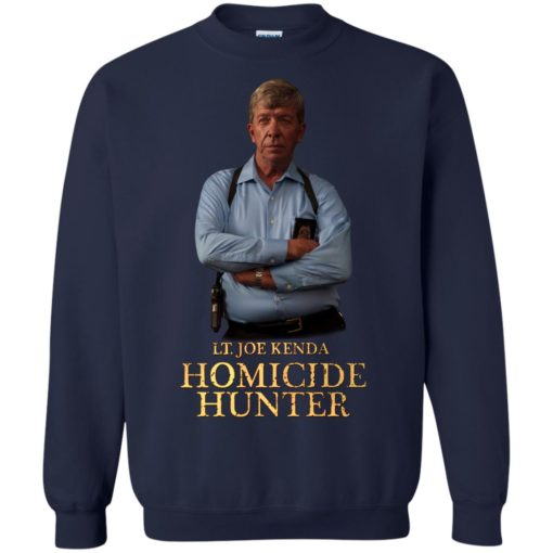 LT Joe Kenda homicide hunter shirt - image 611 510x510