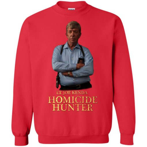 LT Joe Kenda homicide hunter shirt - image 612 510x510