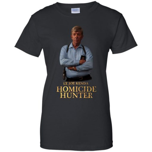 LT Joe Kenda homicide hunter shirt - image 613 510x510