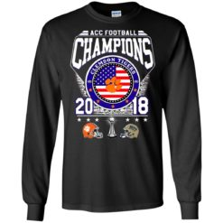 Acc football Champions Clemson Tigers shirt - image 663 247x247