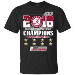 Alabama Crimson Tide championship 2018 shirt - image 750 247x247