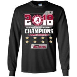 Alabama Crimson Tide championship 2018 shirt - image 751 247x247