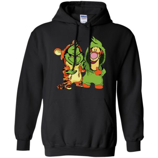 Grinch and Tigger shirt - image 825 510x510