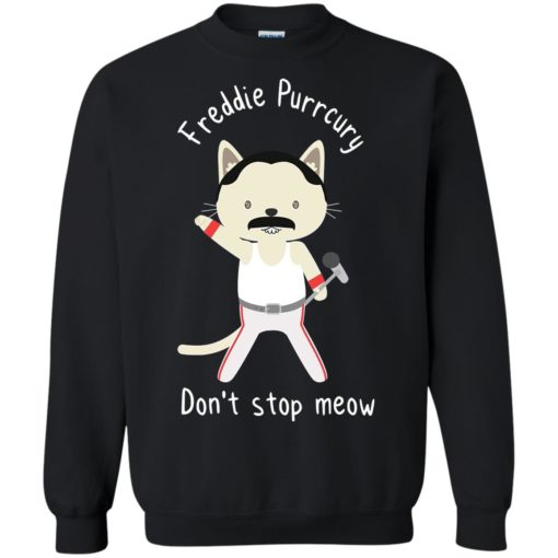 Freddie mercury don't stop meow shirt - image 92 510x510