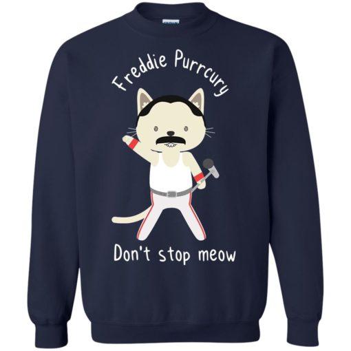 Freddie mercury don't stop meow shirt - image 93 510x510