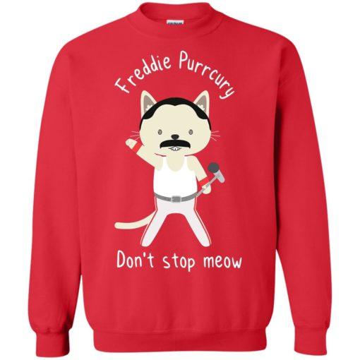 Freddie mercury don't stop meow shirt - image 94 510x510