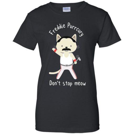 Freddie mercury don't stop meow shirt - image 95 510x510