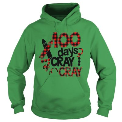 100 days cray of cray shirt shirt - 100 days cray cray shi 400x400