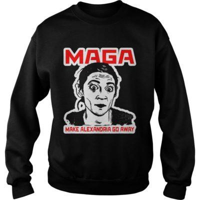 Maga make Alexandria go away shirt shirt - 100569 1550473183682 front.j 400x400
