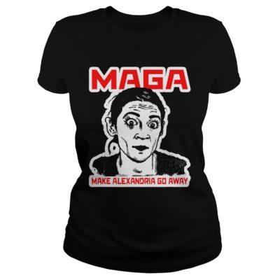 Maga make Alexandria go away shirt shirt - 100569 1550473183682 front.jpgv  400x400