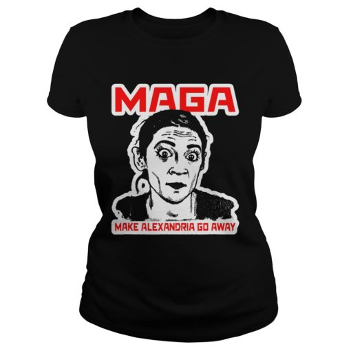 Maga make Alexandria go away shirt shirt - 100569 1550473183682 front.jpgv  510x510