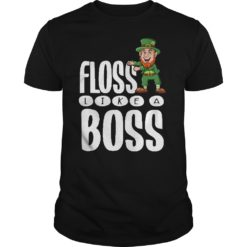 Leprechaun floss like a boss shirt, hoodie shirt - Special t shirt for everyone. Available in a variety of styles and colors. Buy yours now before it is too late. 247x247