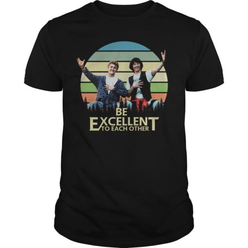 Ted and Bill be excellent to each other shirt shirt - be excellent to each other shirt 510x510